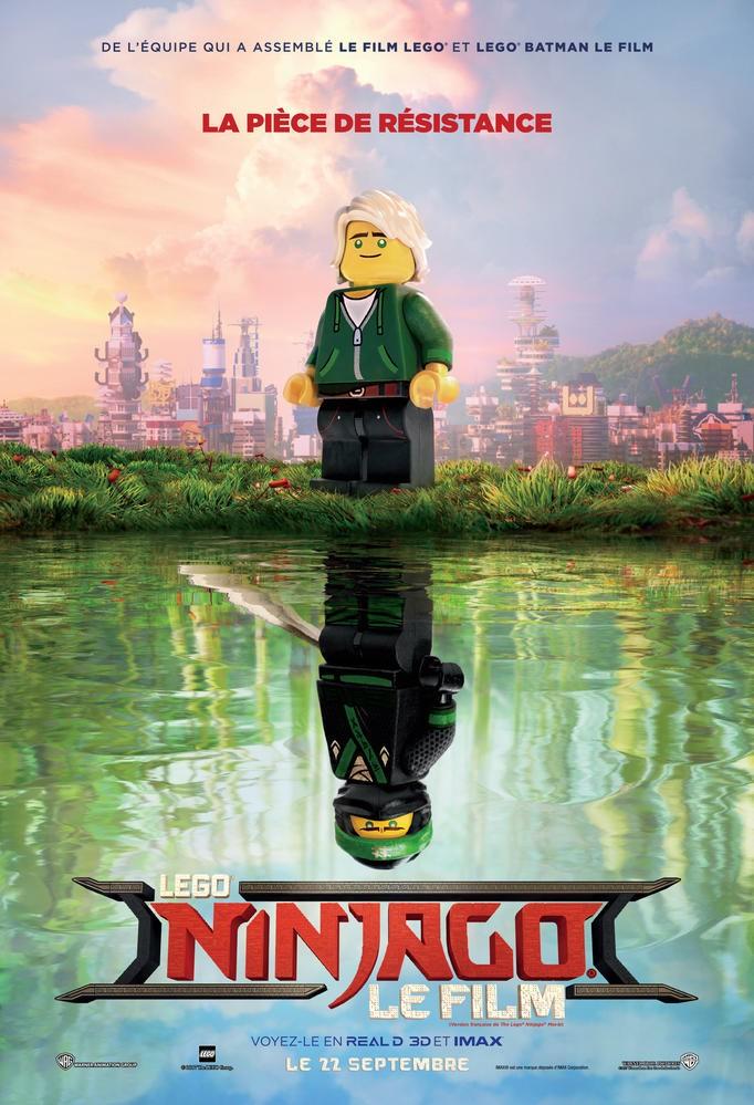 LEGO NINJAGO le film (3D)