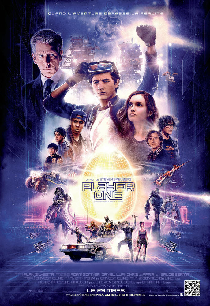 Player One (3D)