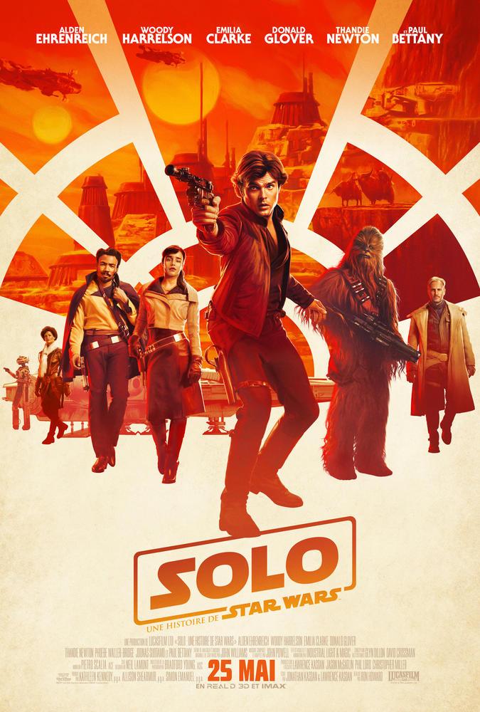 Solo : Une histoire de Star Wars (3D)