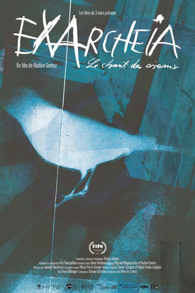 Exarcheia, le chant des oiseaux